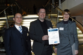 Pausiano Gewinner MCTA Mobile Innovation Award 2011